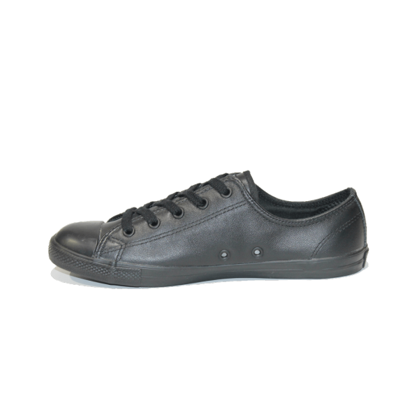 Converse Dainty Leather Black