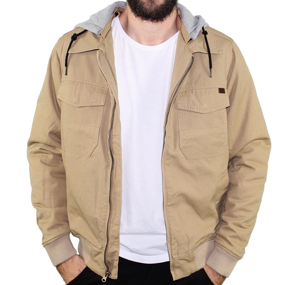 dfd3011f1 Billabong Barlow Twill Jacket
